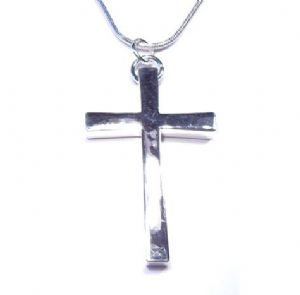 BUFFY SLAYER CROSS NECKLACE PROP REPLICA